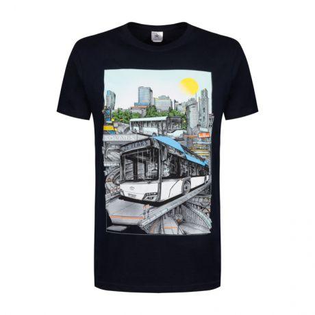 Men's T-shirt 25 years of Solaris
