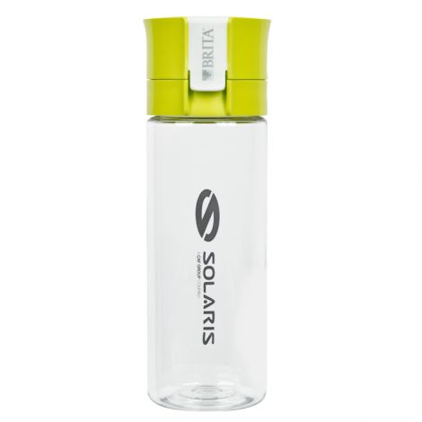 Brita bottle with carbon filter