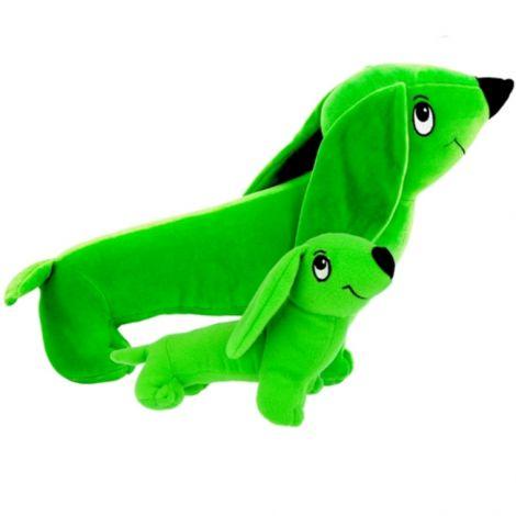 Toy animal - plush dachshund