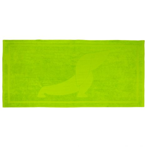 Towel with Solaris daschund